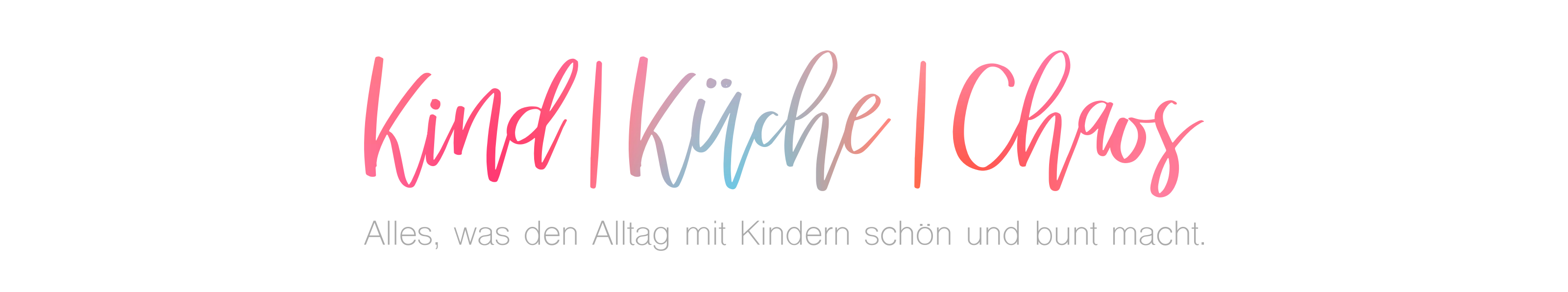 Kind | Küche | Chaos